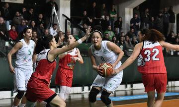 Α1 γυναικών μπάσκετ: Επιτέλους νίκη ο ΠΑΟΚ, πέρασε δεύτερος ο ΠΑΟ (η βαθμολογία)