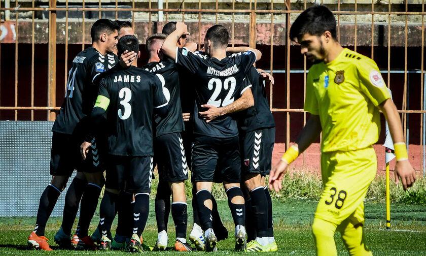 Super League 2: Νίκη για Παναχαϊκή, Απόλλωνα Σμύρνης - θρίαμβος των Χανίων (vid - βαθμολογία)