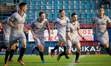 Football League: Ανέβηκε στην τρίτη θέση η Βέροια, 4-2 τον Θεσπρωτό (βαθμολογία)