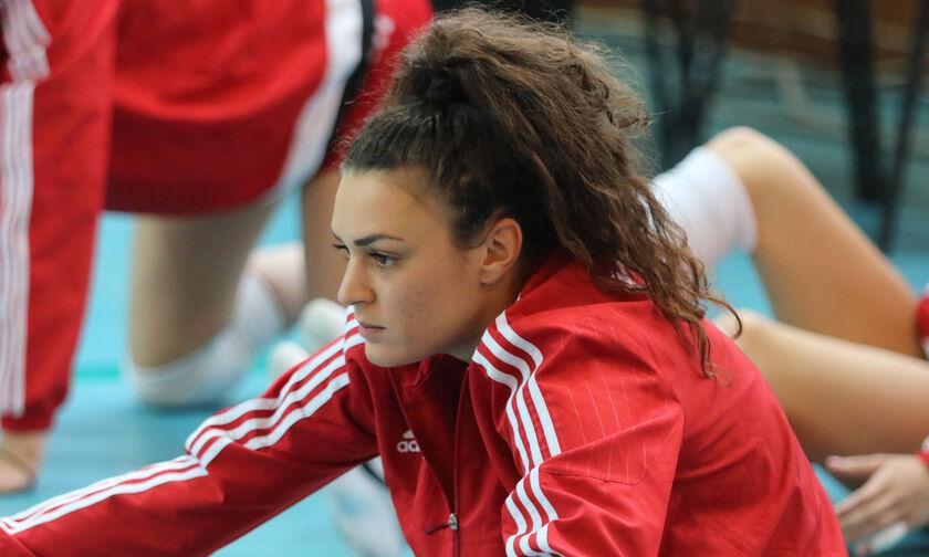 Ειρήνη Κοκκινάκη: Τιμωρία αποκλεισμού για ένα χρόνο στην πρώην παίκτρια του Ολυμπιακού!
