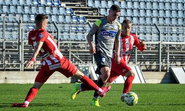 Super League 2: Όλο και πιο κοντά στην άνοδο ο ΠΑΣ, 2-0 τον Πλατανιά (βαθμολογία, highlights)