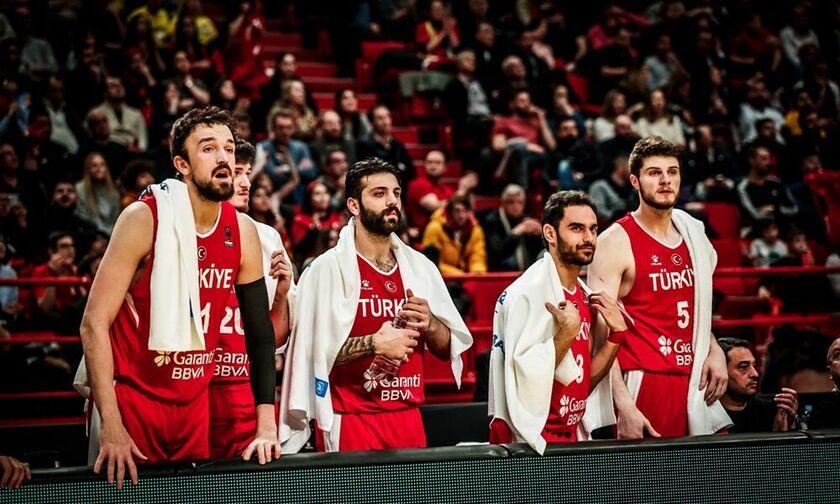 Προκριματικά Eurobasket 2021: Πάλι ήττα η Τουρκία!
