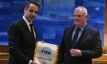 Υπεγράφη το ποδοσφαιρικό μνημόνιο ανάμεσα σε UEFA/FIFA και Κυβέρνηση
