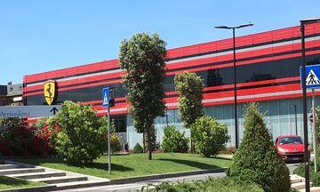 Ferrari: «Έκλεισε» τις εγκαταστάσεις της λόγω κορονοϊού!