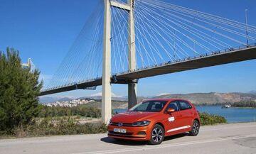 Αθήνα - Χαλκίδα με 2 ευρώ με το VW Polo 1.0 TGI! (vid)