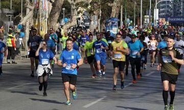 Γιορτάστηκε η «Ημέρα του Μαραθωνίου» στη Θεσσαλονίκη