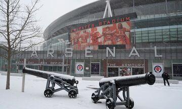 Άρσεναλ - Ολυμπιακός: Έκτακτο δελτίο καιρού στο Λονδίνο-Με χιόνια ο αγώνας