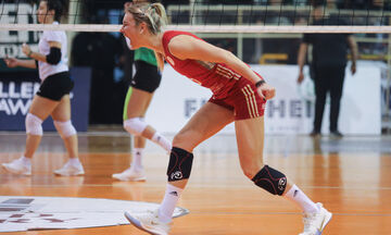 Κύπελλο Βόλεϊ Γυναικών:Live score : ΑΕΚ-Ολυμπιακός