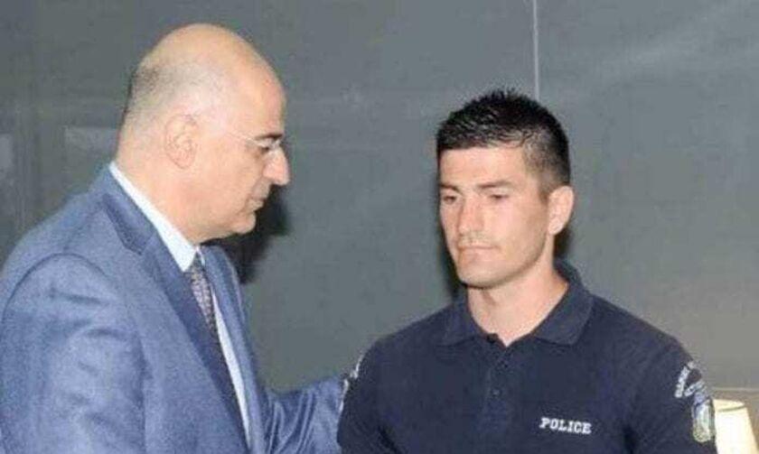 Ο αστυνομικός - πρώην ποδοσφαιριστής, Γιώργος Μυστρίδης, έγινε ήρωας για δεύτερη φορά