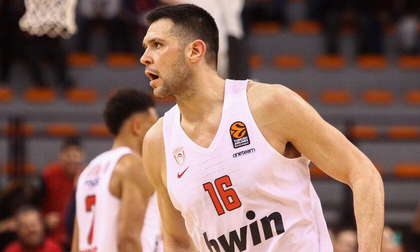EuroLeague: Για την υπέρβαση με Μακάμπι ο Ολυμπιακός!
