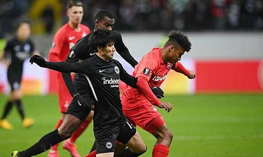 Europa League: Αναβολή στο Σάλτσμπουργκ - Άιντραχτ Φρανκφούρτης λόγω... κυκλώνα!