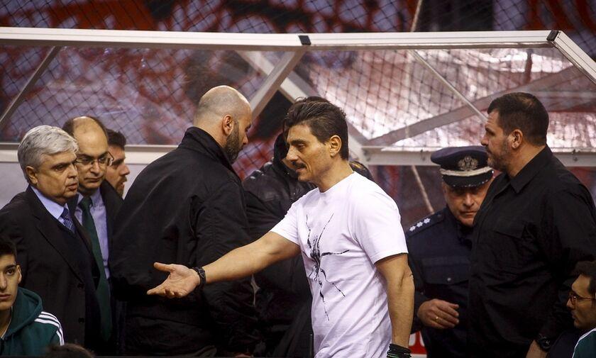 Γιαννακόπουλος στους παίκτες για το ματς με Ολυμπιακό: «Θέλω να ματώσετε τη φανέλα»
