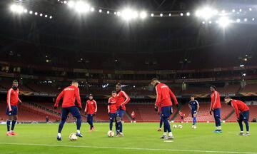 Άρσεναλ – Ολυμπιακός: Η μισή… Premier League στα επίσημα του «Emirates»