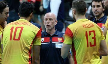 Στην Εθνική Βελγίου ο προπονητής του Ολυμπιακού Φερνάντο Μουνιόθ