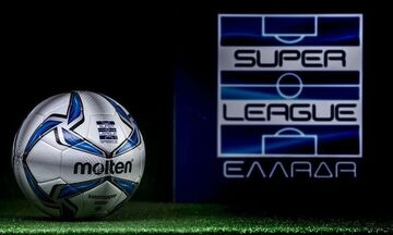 Super League: Χρηματικά πρόστιμα σε πέντε ΠΑΕ