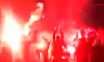 Αρσεναλ-Ολυμπιακός 1-2: Κάηκε ο Πειραιάς(vid)