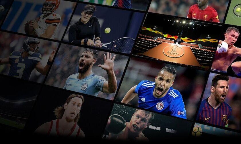Τηλεοπτικό πρόγραμμα: Τα κανάλια για την κλήρωση Europa League με Ολυμπιακό και Έβανς - Τσιτσιπάς
