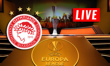 LIVE: Η κλήρωση για τη φάση των «16» του Europa League