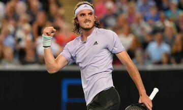 Dubai Tennis Championships: Στον μεγάλο τελικό ο Τσιτσιπάς! (highlights)