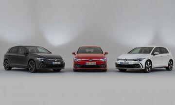 Ιδού τα νέα VW Golf GTI, GTD και GTE