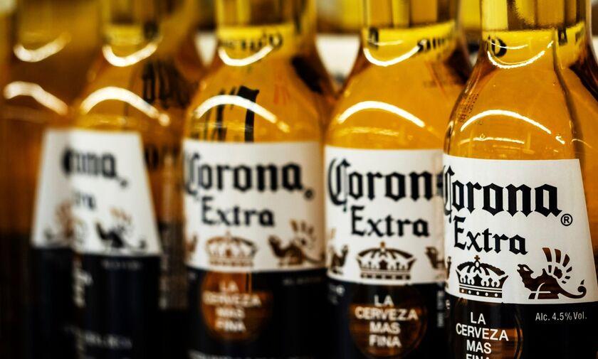 Κορονοϊός: Ζημιές 150 εκατ. ευρώ για τη μπύρα Corona!