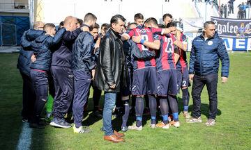 Football League: Τα Τρίκαλα νίκησαν με 2-1 τον Θεσπρωτό (βαθμολογία)