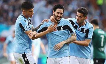 Serie A: Έπιασε κορυφή η ασταμάτητη Λάτσιο, 2-0 την Μπολόνια (highlights)