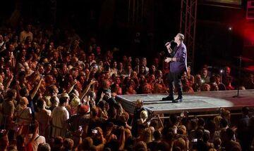 Αντώνης Ρέμος: Ο κορονοϊός ανέβαλε τις συναυλίες του
