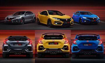 Ποιο από τα νέα Honda Civic Type R θα επιλέγατε;