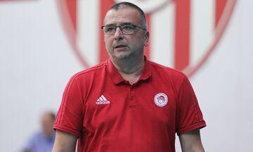Κοβάτσεβιτς: «Καλή προπόνηση ενόψει Μπεκεσκάμπα»