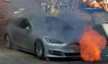 Μην φορτίζετε τα ηλεκτρικά στο γκαράζ σας!