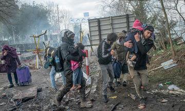 ΟΗΕ: Τουλάχιστον 13.000 πρόσφυγες στα σύνορα Ελλάδας - Τουρκίας