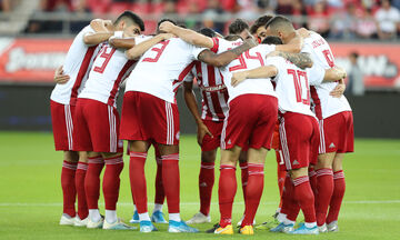 Super League 1: Στο Φάληρο ο Ολυμπιακός, στα Πηγάδια ο ΠΑΟΚ, «μάχη» για την 6η θέση!