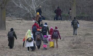 Anadolu: Μαζική φυγή-76.300 μετανάστες από Τουρκία. Κυβέρνηση: «Σταματήσαμε 10.000». Πλάνα από drone