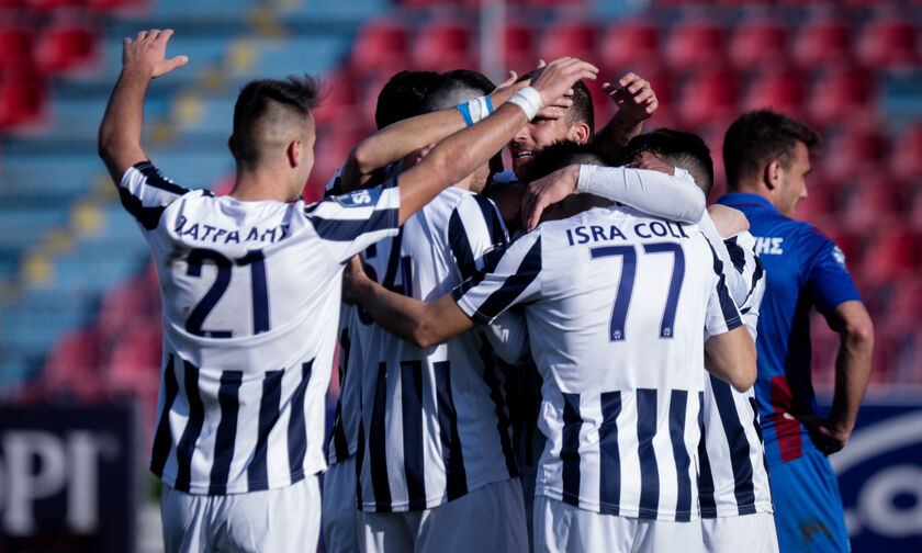 Super League 2: Συνεχίζει δεύτερος ο Απόλλων Σμύρνης, 2-1 τον Καραϊσκάκη (βαθμολογία, vid)