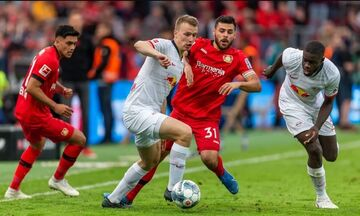 Bundesliga: «Στοπ» της Λεβερκούζεν στη Λειψία (highlights)