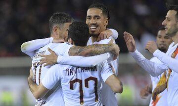 Serie A: Πήρε τη ματσάρα η Ρόμα, 4-3 την Κάλιαρι (αποτελέσματα, βαθμολογία)