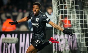 Ξάνθη - ΠΑΟΚ: Το γκολ του Ακπόμ για το 0-1 (vid)