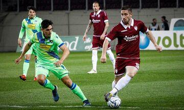 ΑΕΛ - Αστέρας Τρίπολης 3-0: Με χατ-τρικ του Μιλοσάβλιεβιτς