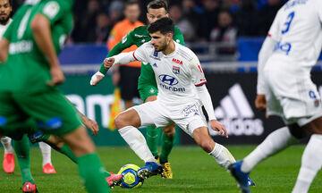 Ligue 1: Έπιασε τη Μονακό η Λιόν, 2-0 τη Σεντ Ετιέν (αποτελέσματα, βαθμολογία)