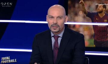 Ολυμπιακός-Παναιτωλικός 2-0: Τι είπε ο Κάκος για το χτύπημα στον Ζοσέ Σα (vids)