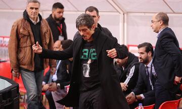 Ολυμπιακός - Παναθηναϊκός: «Καζάνι» που...βράζει το ΣΕΦ - Στον πάγκο του ΠΑΟ ο Γιαννακόπουλος (vids)