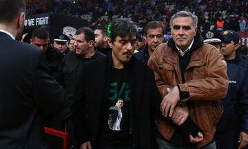 Γιατί έφυγε ο Γιαννακόπουλος από το ΣΕΦ. Τι έγραψε στο instagram (pic)