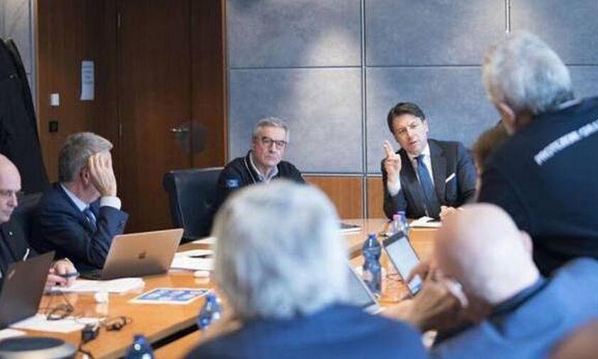 Κορονοϊός: Αναστέλλουν κάθε αθλητική δραστηριότητα στην Ιταλία