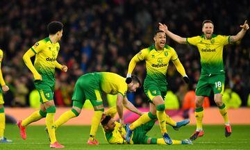 FA Cup: Αποκλείστηκε η Τότεναμ -Προκρίθηκαν Μάντσεστερ Σίτι και Λέστερ (αποτελέσματα, vids)