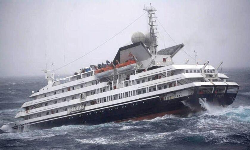 ΕΜΥ: Δελτίο θυελλωδών ανέμων -Ραγδαία επιδείνωση - Δεν έδεσαν πλοία σε Σχοινούσα, Σίκινο, Φολέγανδρο