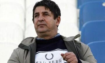 Γιώργος Σκαρτάδος: Ψήνει σουβλάκια έξω από την Τούμπα (pics)