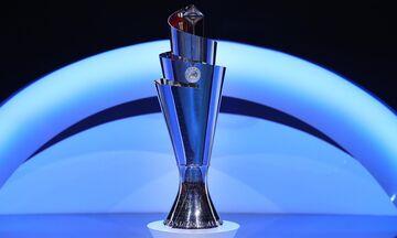 Εθνική Ομάδα: Το πρόγραμμα στο Nations League