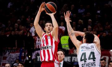 Ολυμπιακός - Παναθηναϊκός 81-78: Το ντέρμπι μέσα από τη ματιά της EuroLeague (vid)