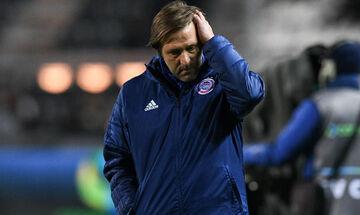 Μαρτίνς: «Αντί να καθαρίσουμε το ματς στο δεύτερο, δεχτήκαμε γκολ»